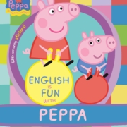 English is fun with Peppa pig